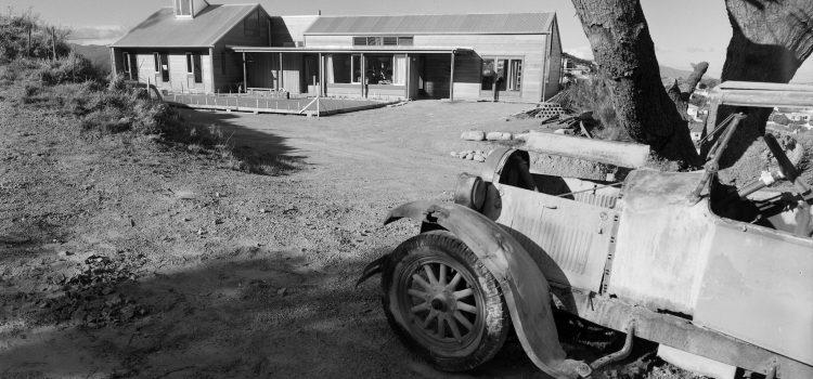 The Wilson house, 1967