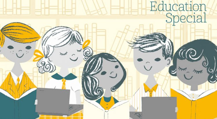 May Issue is out! 2015 Education Special