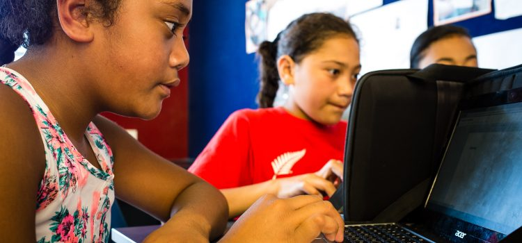 Education: Porirua's high-tech schools