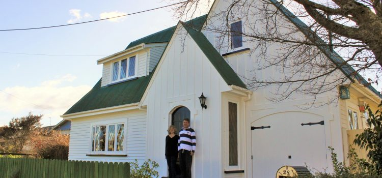 """<span class=""""quo"""">'</span>Church House' brings a little touch of Scotland to the Wairarapa"""