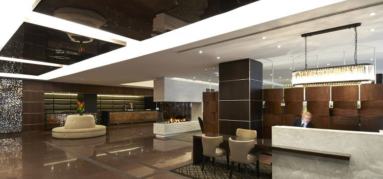State-of-the-art meetings at the InterContinental